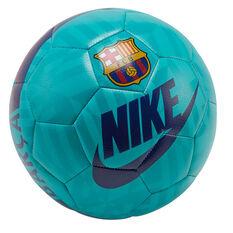 Nike FC Barcelona Prestige Soccer Ball Blue / Red 4, Blue / Red, rebel_hi-res