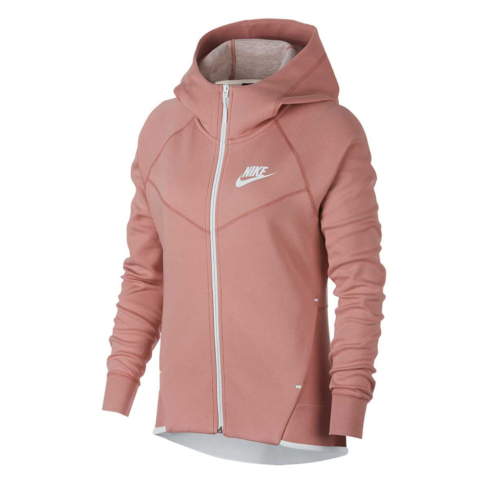 newest b608e fbece Nike Sportswear Womens Tech Fleece Hoodie, , rebel hi-res