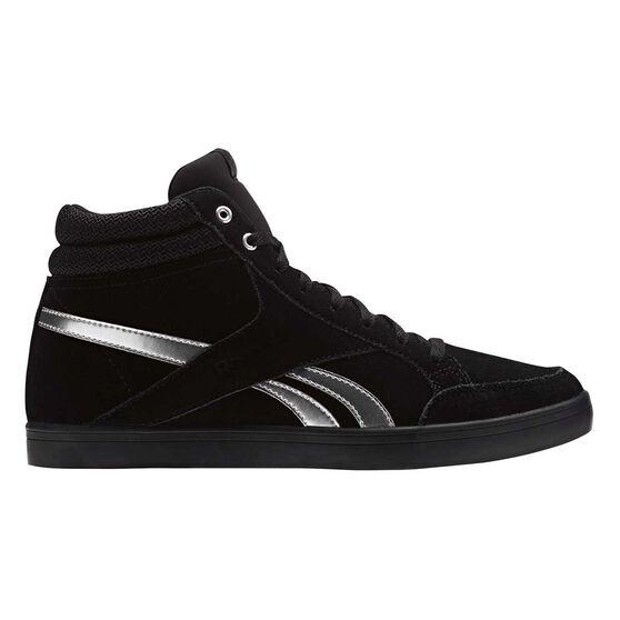 877a097a367 Reebok Royal Aspire 2 Womens Casual Shoes Black   Silver US 6 ...