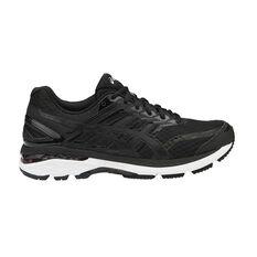 Asics GT 2000 5 Mens Running Shoes Black / White US 7, Black / White, rebel_hi-res