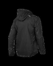 2XU Mens Pursuit AC Shell Jacket Black XS, Black, rebel_hi-res