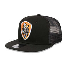 Brisbane Roar New Era 2018/19 9FIFTY Trucker Cap, , rebel_hi-res