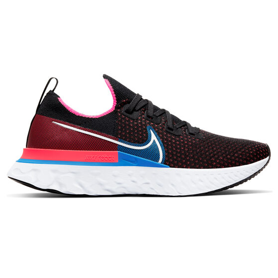 Nike React Infinity Run Flyknit Mens Running Shoes, , rebel_hi-res
