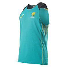 Cricket Australia 2018 Mens Replica Training Singlet, , rebel_hi-res