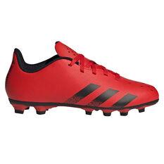 adidas Predator Freak .4 Kids Football Boots Red US 11, Red, rebel_hi-res