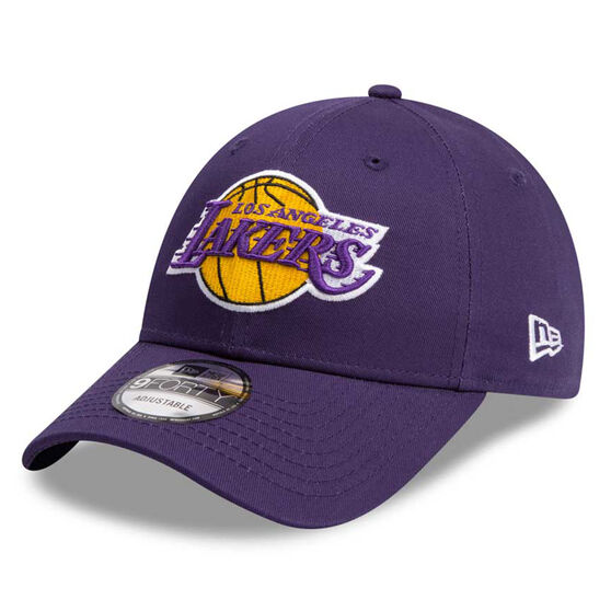 Los Angeles Lakers 2019 New Era 9FORTY Team Cap, , rebel_hi-res