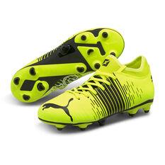 Puma Future Z 4.1 Kids Football Boots, Yellow, rebel_hi-res