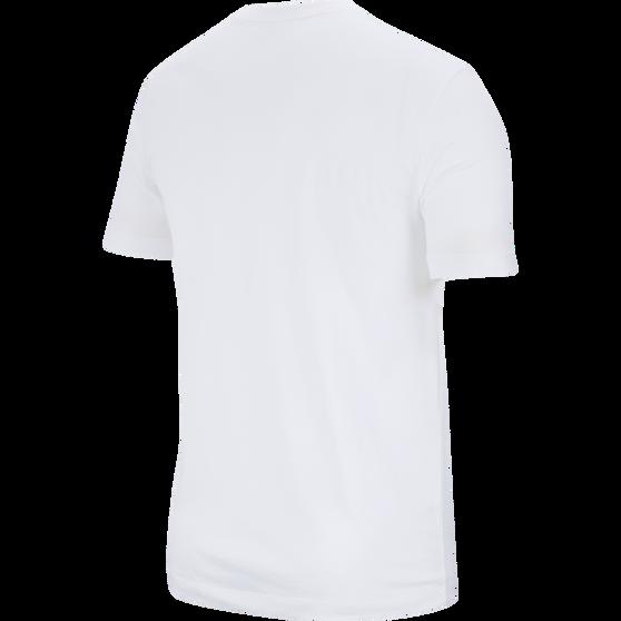 Nike Mens Jordan Classics Tee White M, White, rebel_hi-res
