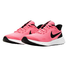 Nike Revolution 5 Kids Running Shoes, Pink, rebel_hi-res