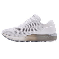Under Armour HOVR Sonic 4 Womens Running Shoes White US 6, White, rebel_hi-res