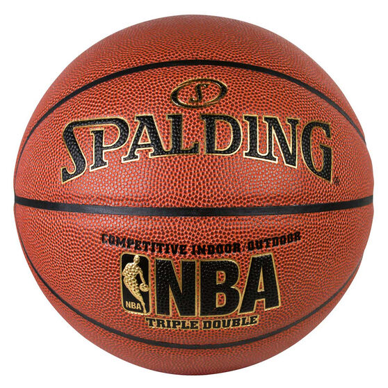 Spalding NBA Triple Double Basketball, , rebel_hi-res