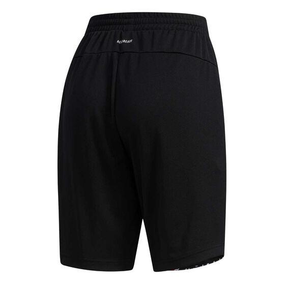 adidas Womens Must Haves Light Shorts, Black, rebel_hi-res