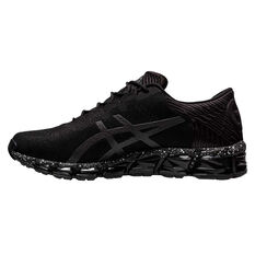 Asics GEL Quantum 360 5 Jacquard Mens Training Shoes Black US 7, Black, rebel_hi-res