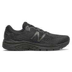 New Balance Vaygo Mens Running Shoes Black US 7, Black, rebel_hi-res