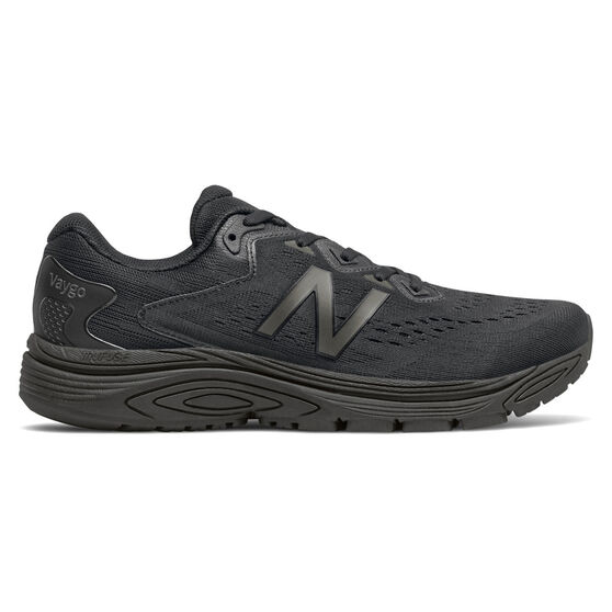 New Balance Vaygo Mens Running Shoes, Black, rebel_hi-res