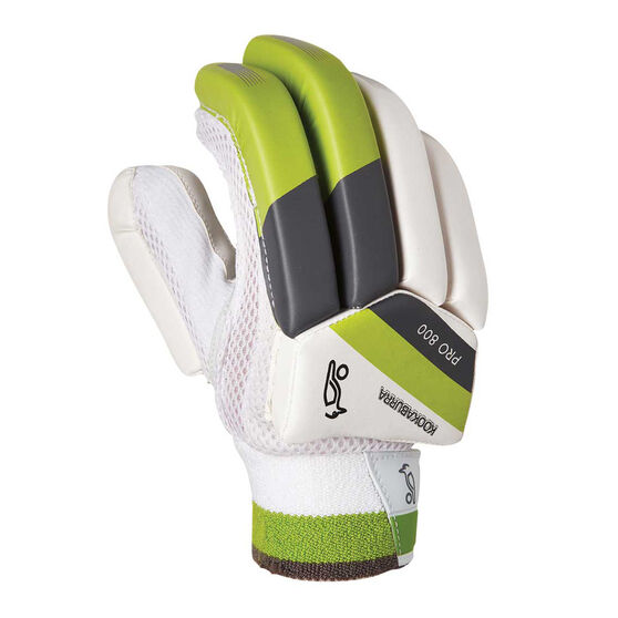 Kookaburra Kahuna Pro 800 Junior Cricket Batting Gloves, , rebel_hi-res