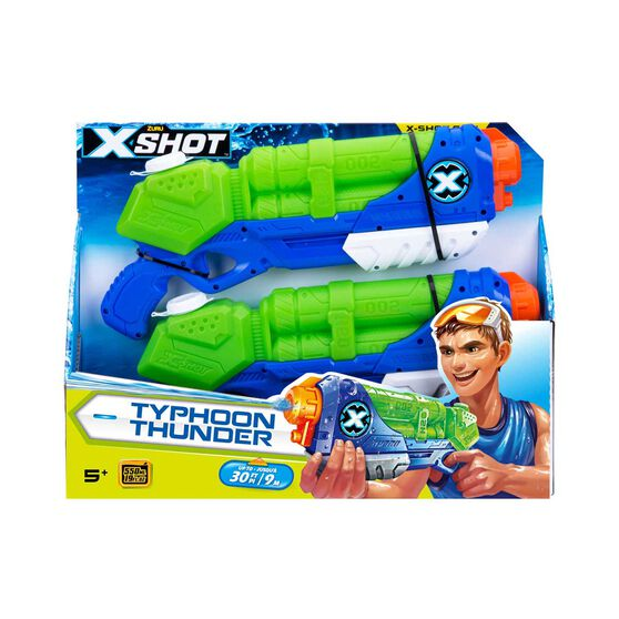 X-Shot  Typhoon Thunder 2Pack, , rebel_hi-res