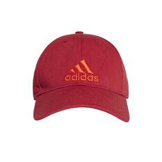 adidas Mens 6-Panel Cotton Cap, , rebel_hi-res