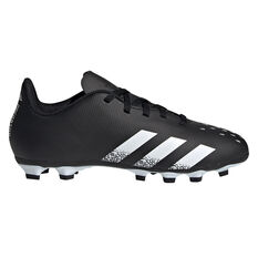 adidas Predator Freak .4 Kids Football Boots Black US 11, Black, rebel_hi-res