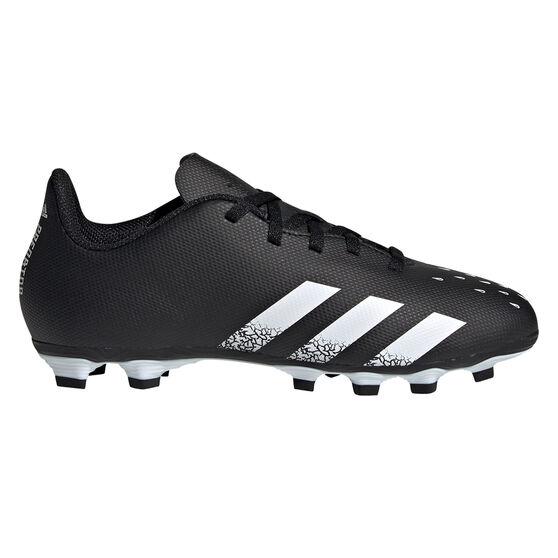 adidas Predator Freak .4 Kids Football Boots, Black, rebel_hi-res