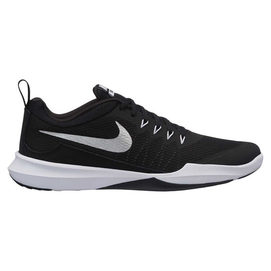 6a53fbbe606e Nike Legend Trainer Mens Training Shoes Black   Silver US 8