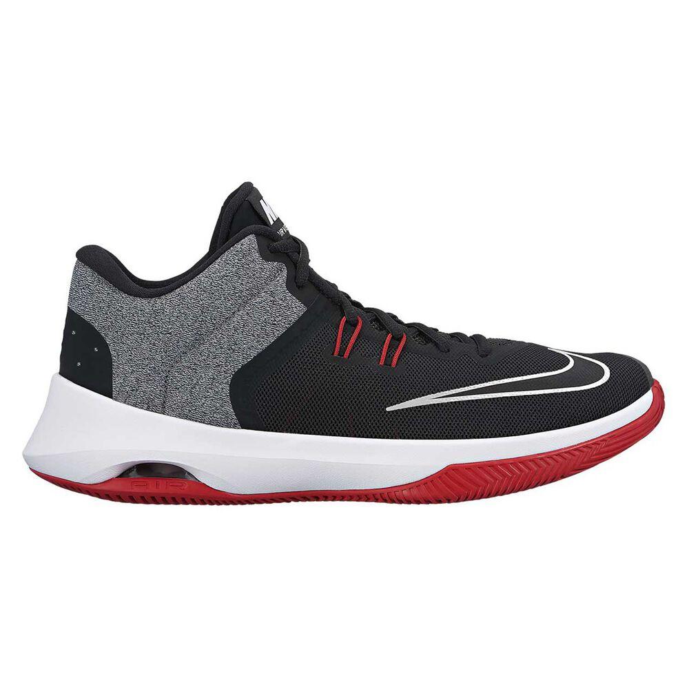 904e92517393 Nike Air Versatile II Mens Basketball Shoes Black US 15