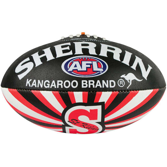 Sherrin Alpha St Kilda Saints Ball, , rebel_hi-res