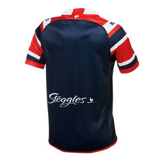 Sydney Roosters 2019 Mens Home Jersey Blue / Red S, Blue / Red, rebel_hi-res