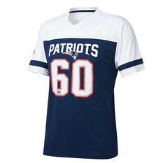 New England Patriots Poly Mesh Tee, , rebel_hi-res