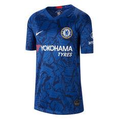 Chelsea FC 2019/20 Kids Home Jersey Blue XS, Blue, rebel_hi-res