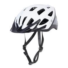 Goldcross Defender Bike Helmet White M, White, rebel_hi-res