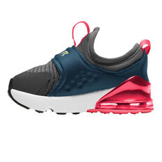 Nike Air Max 270 Extreme Toddler Shoes Black/Red US 4, Black/Red, rebel_hi-res