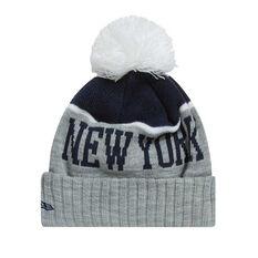 New York Yankees New Era Heather Dip Beanie, , rebel_hi-res