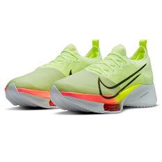 Nike Air Zoom Tempo Next% Mens Running Shoes, Volt/Black, rebel_hi-res