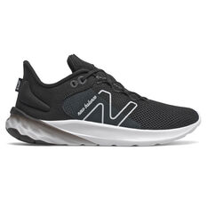 New Balance Fresh Foam Roav v2 Kids Running Shoes Black US 4, Black, rebel_hi-res