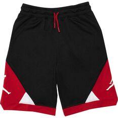 Nike Boys Dri-FIT Colourblock Shorts Red S S, Red, rebel_hi-res
