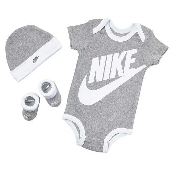 Nike Infants Futura Logo 0-6 Months Set, , rebel_hi-res
