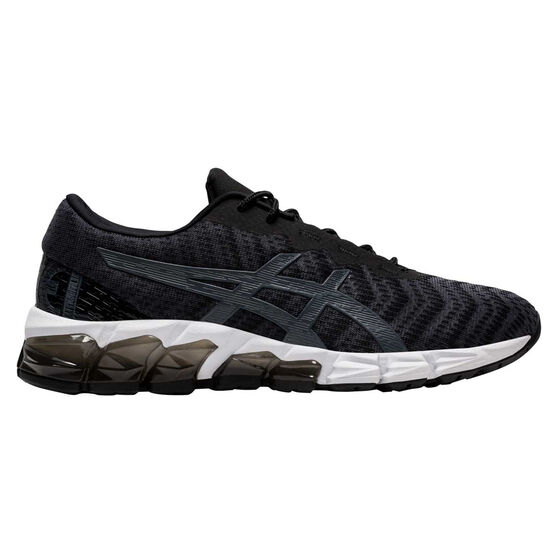 Asics GEL Quantum 180 5 Womens Training Shoes, Black/Grey, rebel_hi-res