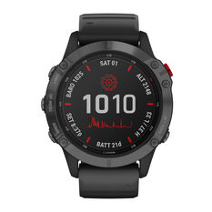 Garmin Fenix 6 Pro Solar Smartwatch, , rebel_hi-res