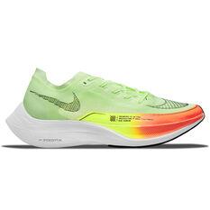 Nike ZoomX Vaporfly Next% 2 Mens Running Shoes Volt/Black US 7, Volt/Black, rebel_hi-res