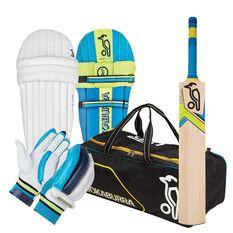 Kookaburra Verve Pro 400 Junior Cricket Set, , rebel_hi-res