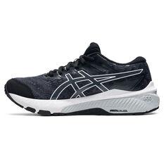 Asics GT 2000 10 Kids Running Shoes Black/White US 1, Black/White, rebel_hi-res
