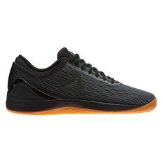 Reebok CrossFit Nano 8 Flexweave Womens Training Shoes Black / Alloy US 6, Black / Alloy, rebel_hi-res