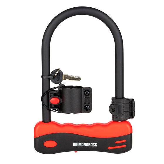 Diamondback Armour U Lock Bike Lock, , rebel_hi-res