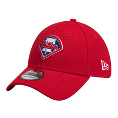 Philadelphia Phillies 2019 New Era 39THIRTY Cap Red S / M, Red, rebel_hi-res