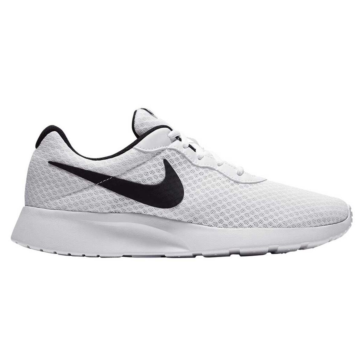 quality design 4bd8a 3b938 ... discount code for nike tanjun mens casual shoes white black us 10 white  black rebelhi 81be3
