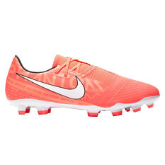 Nike Phantom Venom Academy Football Boots Red / Yellow US Mens 7 / Womens 8.5, Red / Yellow, rebel_hi-res