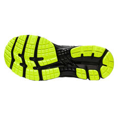 Asics GEL Kayano 26 Liteshow 2.0 Mens Running Shoes Black US 12, Black, rebel_hi-res