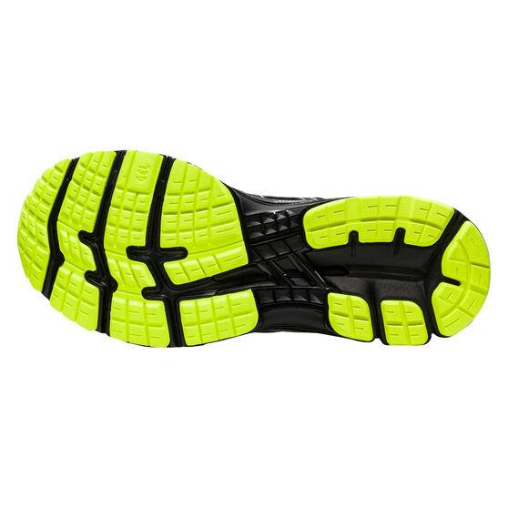 Asics GEL Kayano 26 Liteshow 2.0 Mens Running Shoes Black US 10.5, Black, rebel_hi-res