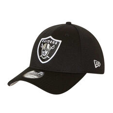 056903141c2 Oakland Raiders New Era 39THIRTY Perforated Mesh Cap